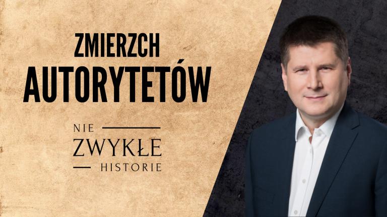 Zmierzch autorytetów. Karol Poznański.
